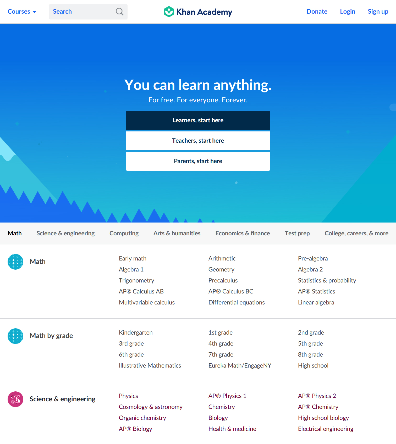 Khan Academy Engineer Screenshot - Disun
