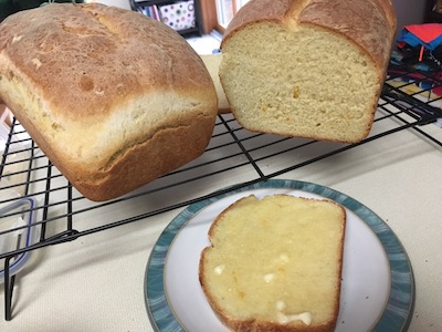 Khan Academy has a bread baking tradition. Being remote doesn't have to get in the way!